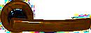 klika LEKO XENIA VL 168903 nikl/chrom mat